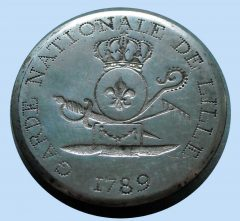 Garde nationale post 1790